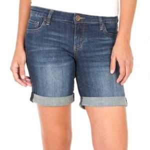 Kut from the Kloth denim shorts jean 12